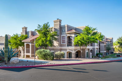 Tucson Condo For Sale: 1500 E Pusch Wilderness Drive #9105