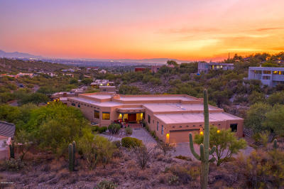 Tucson Single Family Home For Sale: 5667 N Via Salerosa