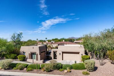 Oro Valley Single Family Home Active Contingent: 12707 N Piping Rock Road