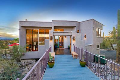 Tucson Single Family Home For Sale: 4540 E Ina Road