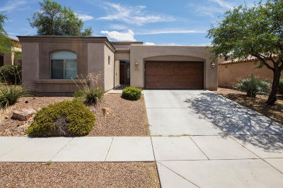 Marana Single Family Home For Sale: 4352 W Cloud Ranch Place