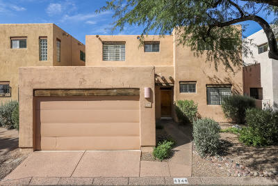 Tucson Single Family Home For Sale: 4348 N Rillito Creek Place