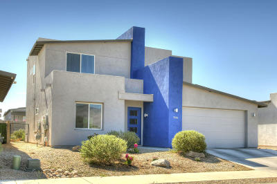Tucson Single Family Home For Sale: 7576 E Pima Street
