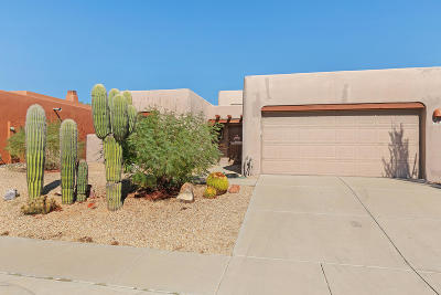 Tucson Single Family Home Active Contingent: 3546 W Jessy Place