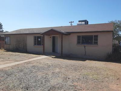 Tucson Single Family Home For Sale: 2311 N Tucson Boulevard