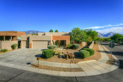 Oro Valley Single Family Home Active Contingent: 13364 N Regulation Drive