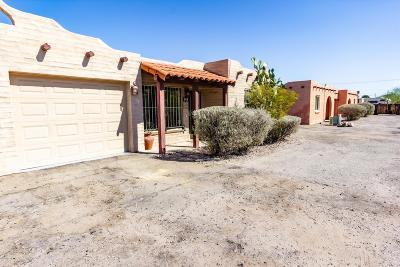 Tucson Single Family Home Active Contingent: 919 E Mesquite Drive