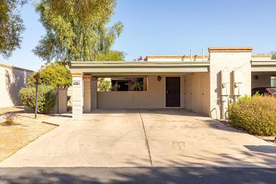 Tucson Townhouse For Sale: 4201 E Megan Drive