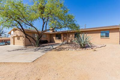 Tucson Single Family Home For Sale: 4281 N Luna De Oro Place