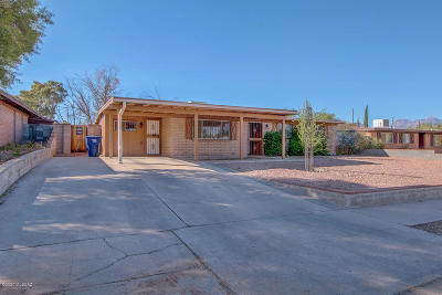 Tucson Single Family Home For Sale: 409 N Sarnoff Drive