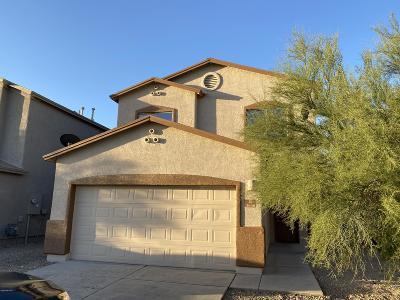 Tucson Single Family Home For Sale: 3640 E Felix Boulevard