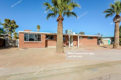 Tucson Single Family Home For Sale: 7265 E Eli Drive