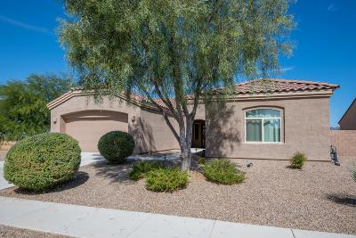 Tucson Single Family Home Active Contingent: 8096 W Fish Eagle Drive