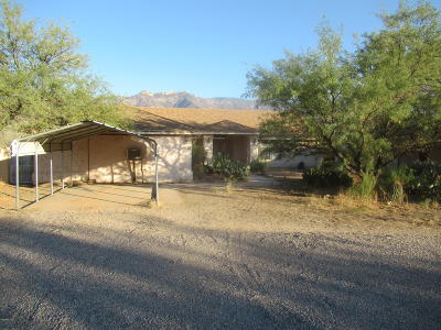 Tucson Single Family Home For Sale: 16632 N Windmill Place