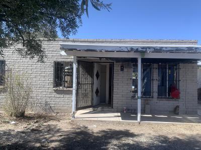 Tucson Single Family Home For Sale: 7825 E Irvington Road