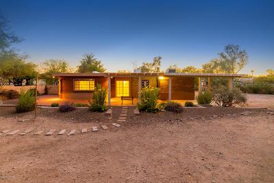 Tucson Single Family Home For Sale: 2825 E Geneva Place