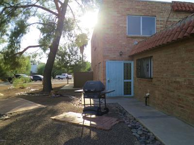 Tucson Townhouse For Sale: 6710 E Calle La Paz #B