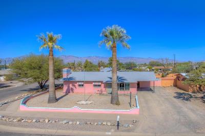 Tucson Single Family Home For Sale: 6501 E Fordham Drive