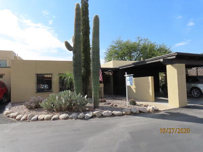 Tucson Townhouse For Sale: 3423 N Millard Drive