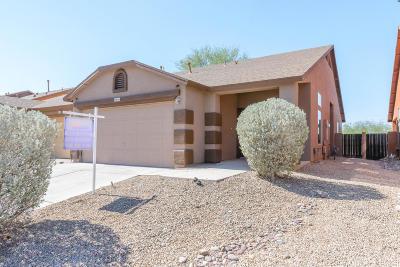 Tucson Townhouse For Sale: 5846 S Avenida Isla Contoy