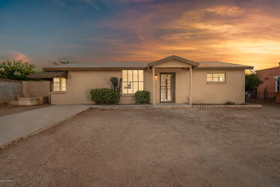 Tucson Single Family Home For Sale: 957 W Calle Francita