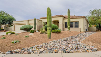 Oro Valley Single Family Home For Sale: 13983 N Eddington Place