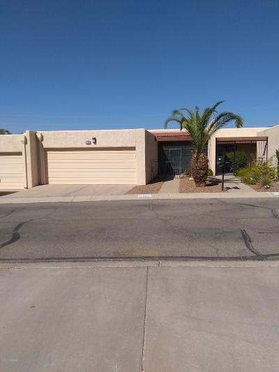Tucson Townhouse For Sale: 9833 E 2nd Street