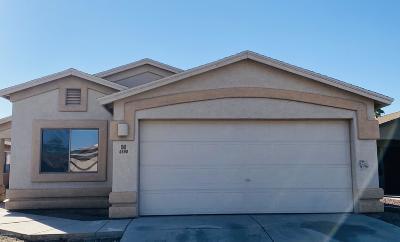 Tucson Single Family Home For Sale: 4698 S Paseo Rio Bravo