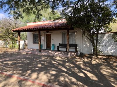 Tucson Single Family Home For Sale: 4315 E 4th Street