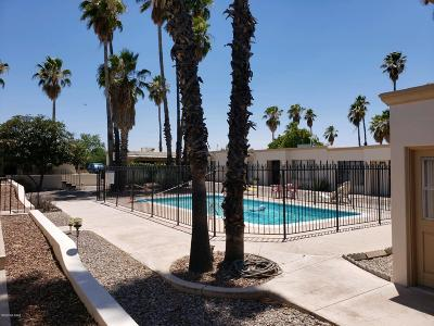 Tucson Townhouse For Sale: 9339 E Old Spanish Trail