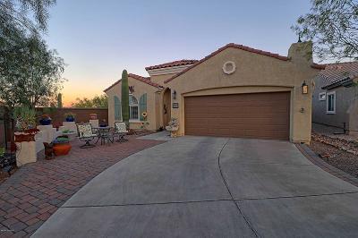 Sahuarita Single Family Home For Sale: 14125 S Placita La Veronica