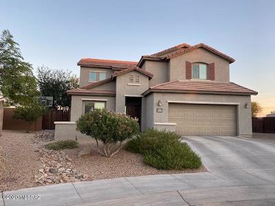 Marana Single Family Home For Sale: 11250 W Sandby Green Place