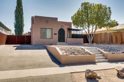 Tucson Single Family Home For Sale: 938 E 8th Street
