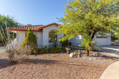 Tucson Single Family Home For Sale: 3600 N Sabino Creek Place