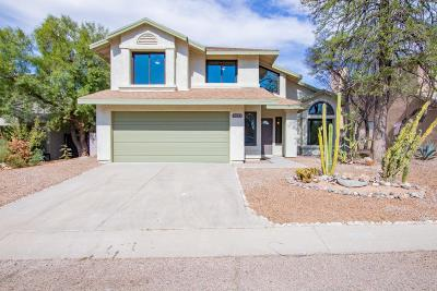 Tucson Single Family Home For Sale: 9025 N Tiger Eye Way