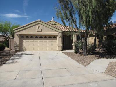 Tucson Single Family Home For Sale: 10403 E Rose Hill Street