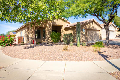 Oro Valley Single Family Home For Sale: 13639 N Carlynn Cliff Drive
