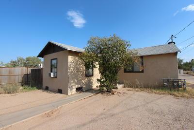 Tucson Single Family Home For Sale: 3720 E Monte Vista #a