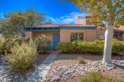 Tucson Townhouse For Sale: 5314 N Paseo De La Terraza