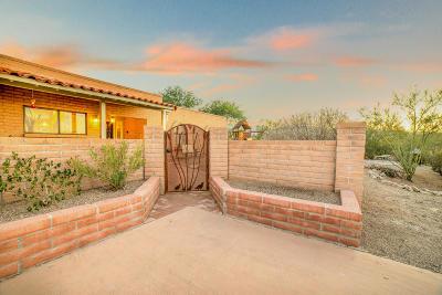 Tucson Single Family Home For Sale: 4951 W Placita De Los Vientos