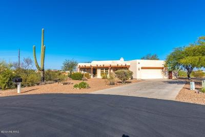Tucson Single Family Home For Sale: 3456 W Whispering Bells Court