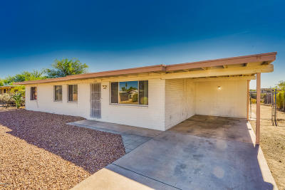 Tucson Single Family Home For Sale: 3261 W Las Palmas Drive
