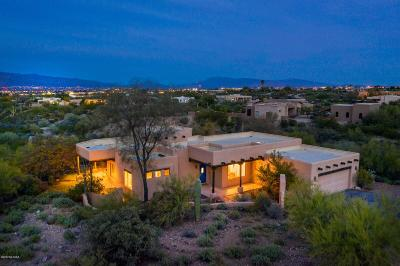 Tucson Single Family Home For Sale: 2152 N Whispering Bells Drive
