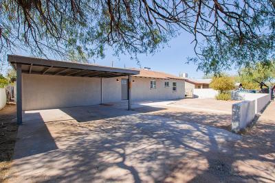 Tucson Single Family Home For Sale: 3624 S San Rafael Place