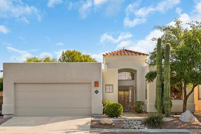 Tucson Single Family Home For Sale: 1276 W Hopbush Way