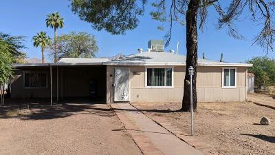 Tucson Single Family Home Active Contingent: 1043 E Simmons Street