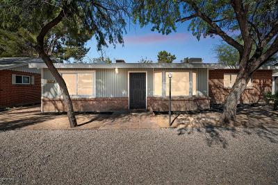 Tucson Single Family Home For Sale: 4715 E Hampton Street