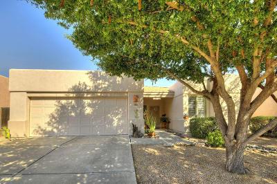 Tucson Single Family Home For Sale: 7437 E Placita Del Espiritu