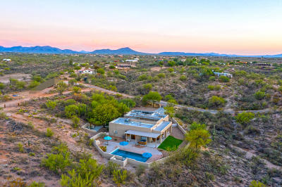 Tucson Single Family Home For Sale: 7731 S Camino Loma Alta