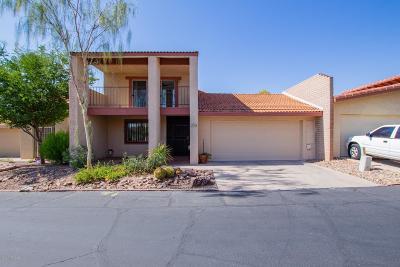 Tucson Townhouse For Sale: 5719 N Camino Laguna